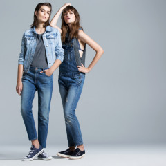The Iconic Denim Campaign