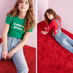Rolla's Jeans Campaign